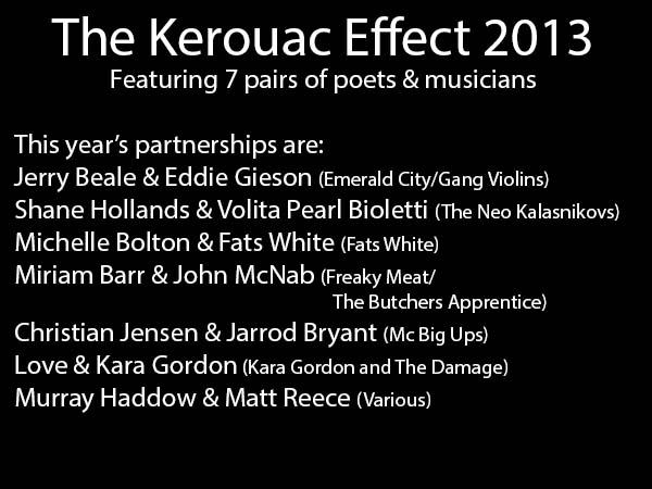 Kerouac Effect