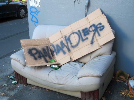 Panhandlers photo